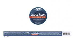 CONDITIONING & NOURISHING BEARD BALM LIGHT WOODSY SCENT