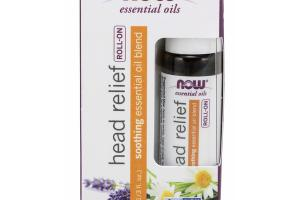 SOOTHING ESSENTIAL OIL BLEND HEAD RELIEF ROLL-ON