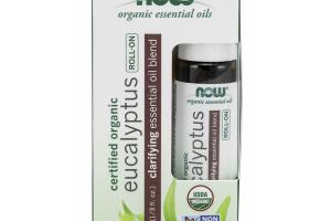 CLARIFYING ESSENTIAL OIL BLEND ROLL-ON, EUCALYPTUS