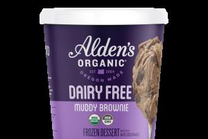 MUDDY BROWNIE DAIRY FREE FROZEN DESSERT