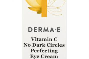 VITAMIN C NO DARK CIRCLES PERFECTING EYE CREAM TURMERIC & CAFFEINE