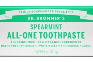 ALL-ONE TOOTHPASTE SPEARMINT