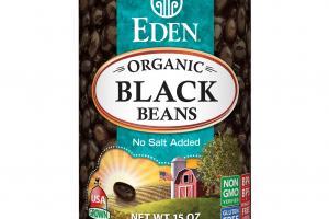 Organic Black Beans 15 oz