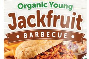 ORGANIC YOUNG JACKFRUIT IN BARBECUE SAUCE