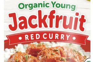 RED CURRY ORGANIC YOUNG JACKFRUIT