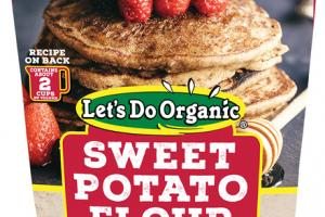 SWEET POTATO ORGANIC FLOUR
