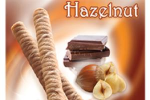 HAZELNUT DELICIOUSLY FILLED WAFER ROLLS