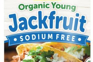 SODIUM FREE ORGANIC YOUNG JACKFRUIT