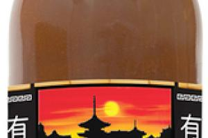 ORGANIC SESAMISO ASIAN FUSION SAUCE FOR NOODLES & STIR FRY