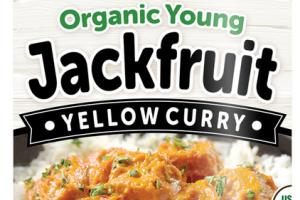 JACKFRUIT ORGANIC YOUNG YELLOW CURRY