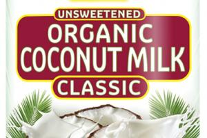 UNSWEETENED CLASSIC ORGANIC COCONUT MILK