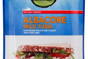 WILD TUNA ALBACORE