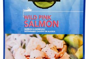 WILD PINK SALMON