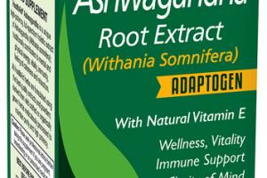 ASHWAGANDHA ROOT EXTRACT (WITHANIA SOMNIFERA) ADAPTOGEN FOOD SUPPLEMENT TABLETS