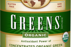 ORGANIC ANTIOXIDANT POWER OF CONCENTRATED ORGANIC GREEN FOODS, FRUITS, BERRIES & FIBER DIETARY SUPPLEMENT POWDER FORMULA
