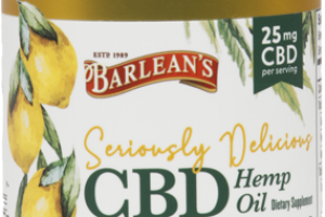 SERIOUSLY DELICIOUS CBD 750 MG CBD HEMP OIL DIETARY SUPPLEMENT