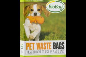 CLEAN & RESPONSIBLE PET WASTE BAGS