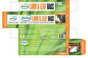 LAWN & LEAF BAGS
