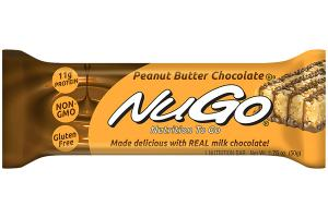 PEANUT BUTTER CHOCOLATE NUTRITION BAR