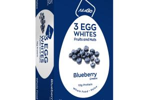 BLUEBERRY 3 EGG WHITES FRUITS AND NUTS