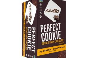 DOUBLE DARK CHOCOLATE PERFECT COOKIE
