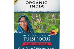TULSI FOCUS POMEGRANATE ORANGE