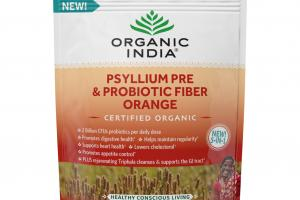 PSYLLIUM PRE & PROBIOTIC FIBER ORANGE
