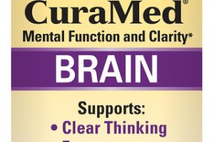 BRAIN MENTAL FUNCTION AND CLARITY* DIETARY SUPPLEMENT SOFTGELS