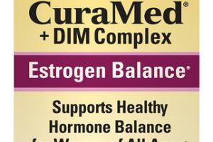 + DIM COMPLEX ESTROGEN BALANCE SUPPORTS HEALTHY HORMONE BALANCE FOR WOMEN OF ALL AGES DIETARY SUPPLEMENT VEGAN CAPSULES
