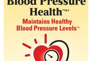 MAINTAINS HEALTHY BLOOD PRESSURE LEVELS DIETARY SUPPLEMENT CAPSULES