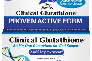 CLINICAL GLUTATHIONE STABLE, ORAL GLUTATHIONE FOR VITAL SUPPORT DIETARY SUPPLEMENT SLOW MELT TABLETS