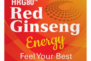 HRG80 RED GINSENG ENERGY DIETARY SUPPLEMENT CAPSULES