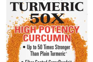1000 MG EXTRA STRENGTH TURMERIC 50X HIGH POTENCY CURCUMIN DIETARY SUPPLEMENT