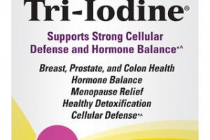 SUPPORTS STRONG CELLULAR DEFENSE AND HORMONE BALANCE 25 MG DIETARY SUPPLEMENT VEGAN CAPSULES