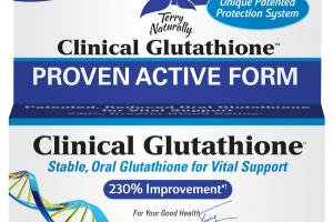 PROVEN ACTIVE FORM STABLE, ORAL GLUTATHIONE FOR VITAL SUPPORT DIETARY SUPPLEMENT VEGAN SLOW MELT TABLETS