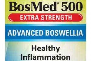 EXTRA STRENGTH BOSMED 500 ADVANCED BOSWELLIA HEALTHY INFLAMMATION RESPONSE DIETARY SUPPLEMENT SOFTGELS