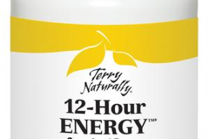 12-HOUR SUSTAINED ENERGY WITHOUT CAFFEINE DIETARY SUPPLEMENT SOFTGELS