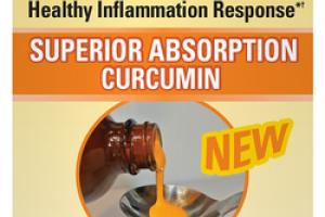 SUPERIOR ABSORPTION CURCUMIN 250 MG HEALTHY INFLAMMATION RESPONSE DIETARY SUPPLEMENT VEGAN SYRUP