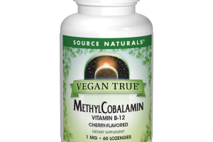 METHYLCOBALAMIN VITAMIN B-12 1 MG DIETARY SUPPLEMENT LOZENGES CHERRY