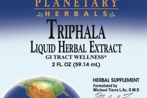 LIQUID HERBAL EXTRACT SUPPLEMENT