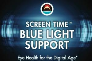 SCREEN TIMET BLUE LIGHT SUPPORT EYE HEALTH FOR THE DIGITAL AGE DIETARY SUPPLEMENT VEGETARIAN CAPSULES