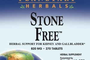 800 MG STONE FREE HERBAL SUPPORT FOR KIDNEY AND GALLBLADDER DIETARY SUPPLEMENT TABLETS