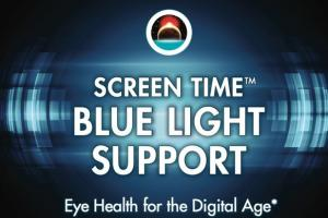 SCREEN TIME BLUE LIGHT SUPPORT EYE HEALTH FOR THE DIGITAL AGE DIETARY SUPPLEMENT VEGETARIAN CAPSULES