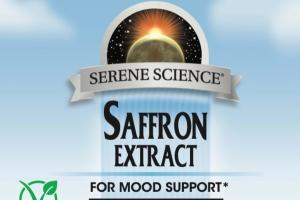 SAFFRON EXTRACT 15 MG FOR MOOD SUPPORT DIETARY SUPPLEMENT VEGAN TABLETS