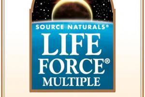 LIFE FORCE MULTIPLE NO IRON ENERGY ACTIVATOR DIETARY SUPPLEMENT CAPSULES