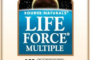 LIFE FORCE MULTIPLE DIETARY SUPPLEMENT CAPSULES