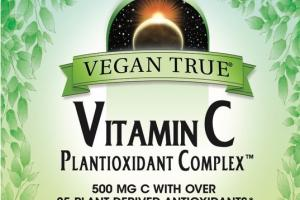 VITAMIN C PLANTIOXIDANT COMPLEX 500 MG WITH OVER 25 PLANT DERIVED ANTIOXIDANTS DIETARY SUPPLEMENT TABLETS