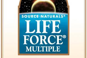 LIFE FORCE MULTIPLE ENERGY ACTIVATOR DIETARY SUPPLEMENT CAPSULES