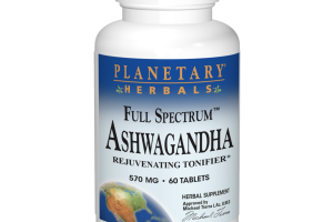 FULL SPECTRUM ASHWAGANDHA REJUVENATING TONIFIER HERBAL SUPPLEMENT TABLETS