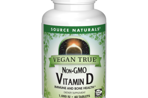 NON-GMO VITAMIN D IMMUNE AND BONE HEALTH 1,000 IU DIETARY SUPPLEMENT